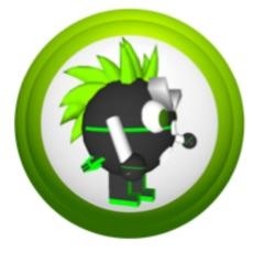 Activities of Spiky Green Martian