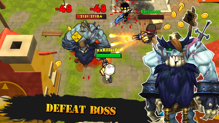 Super Battle Online screenshot-3