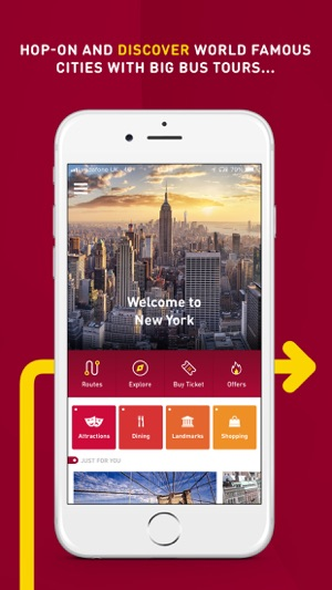 Big Bus Tours On The App Store