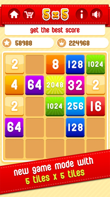 2048 plus – New Version screenshot-4