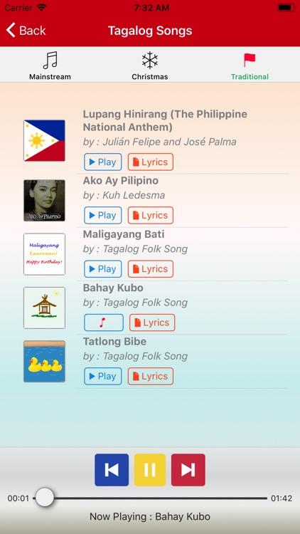 Learn DALUBHASA's Easy Tagalog screenshot-4