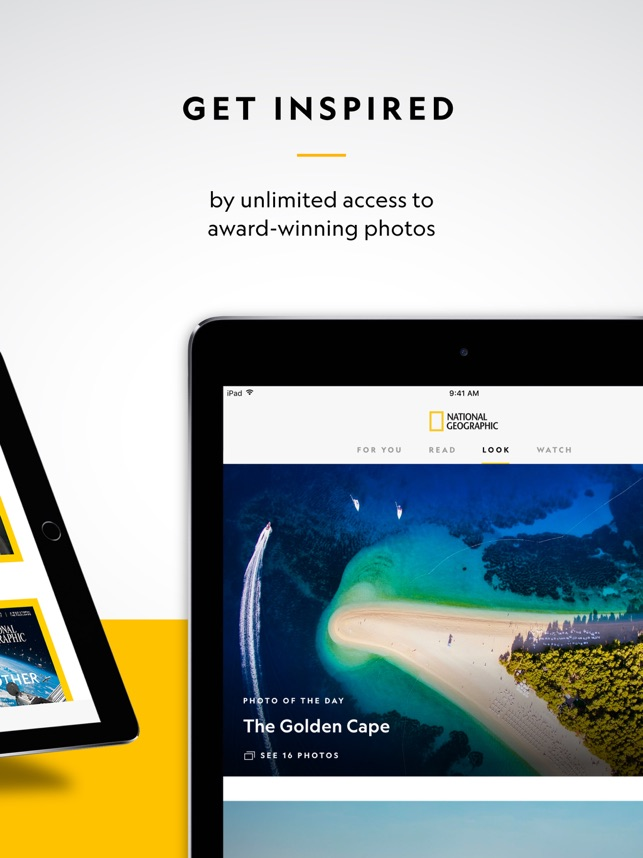 National geographic picture of the day app
