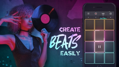 Tap2Beat - Drum Pad Machine screenshot one