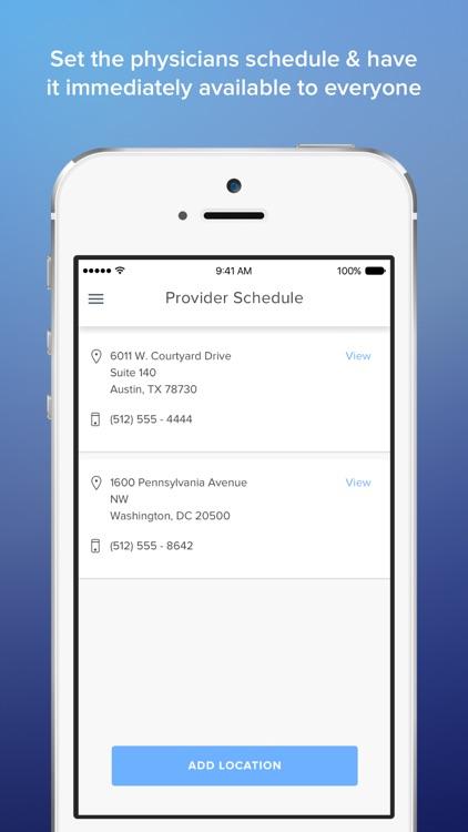 DocClocker for Providers