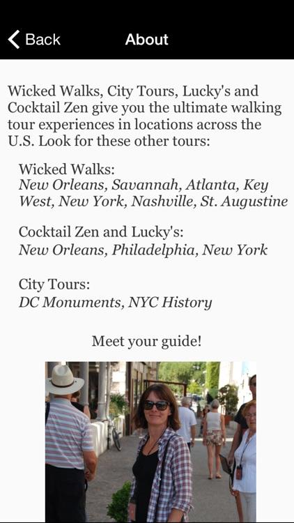 Wicked Walks Charleston screenshot-3