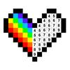 No.Draw – Pixel Art Colouring
