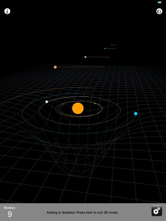 Gravity Lab - Space Simulator