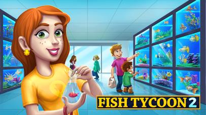 Fish Tycoon 2 Virtual Aquarium screenshot 1