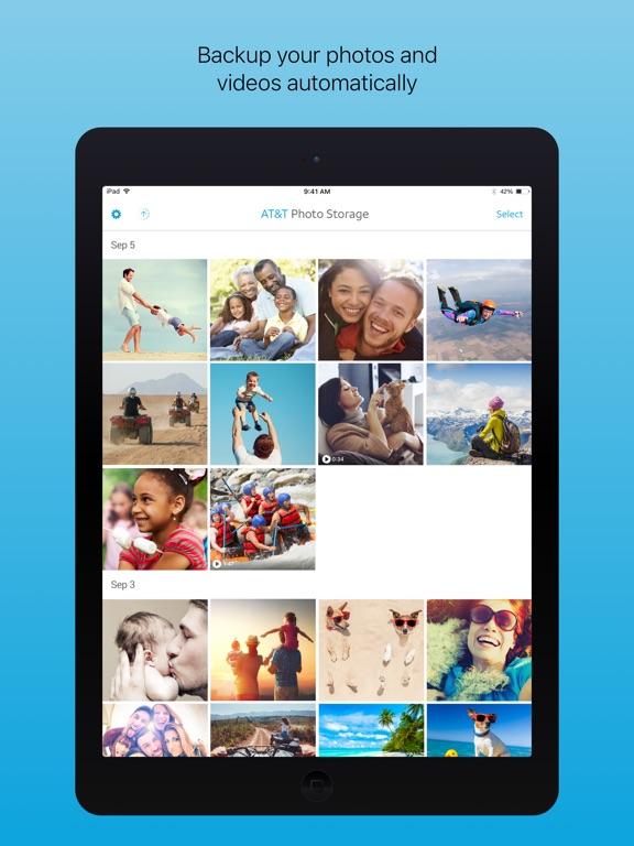 AT&T Photo Storage-ipad-0