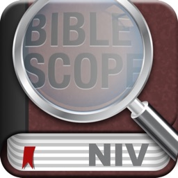 BibleScope: NIV, Message, ERV