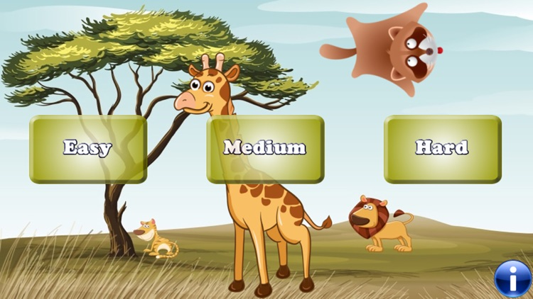 Zoo Games for Toddlers & Kids