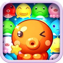 游戏大全 - 梦幻消星星海底花园版