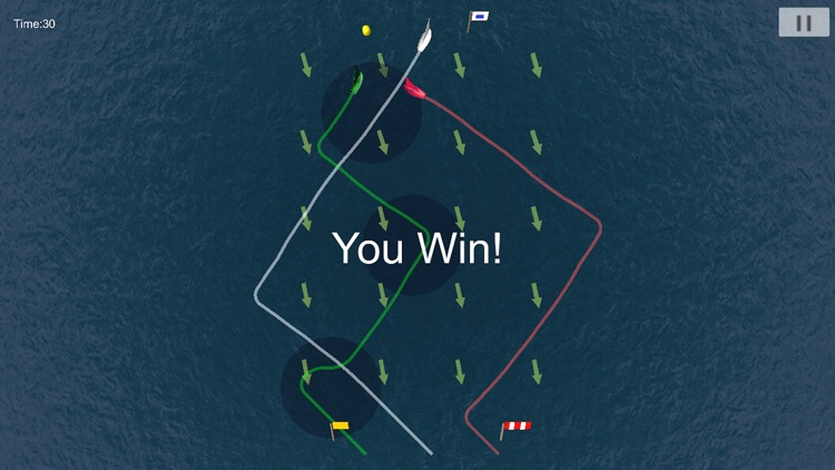 Yacht Racing Game screenshot-4