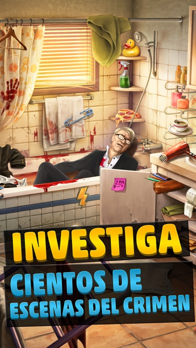 Screenshot for Criminal Case in Peru App Store