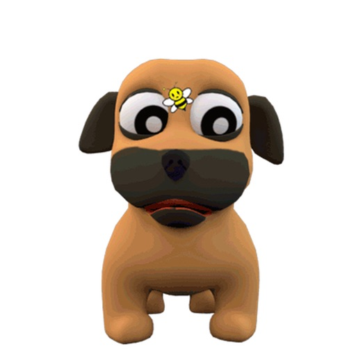 Boo The Cutie Animated Dog