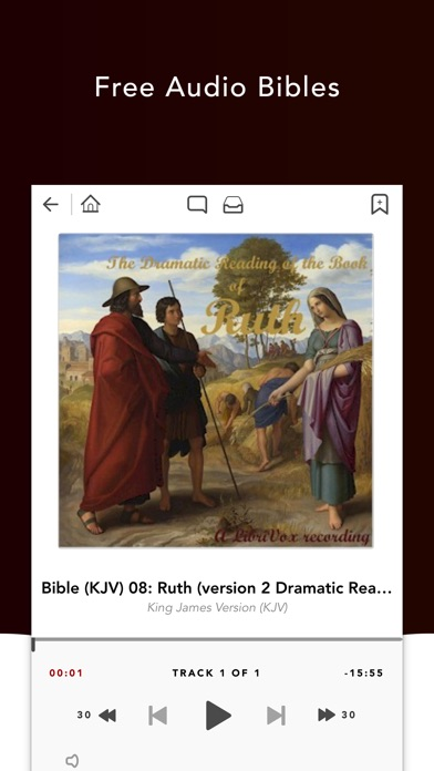 download Audio Bibles apps 1