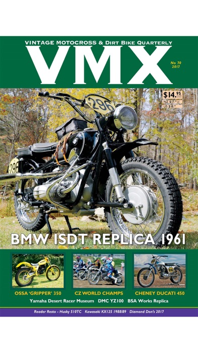 VMX Magazine – Vintag... screenshot1