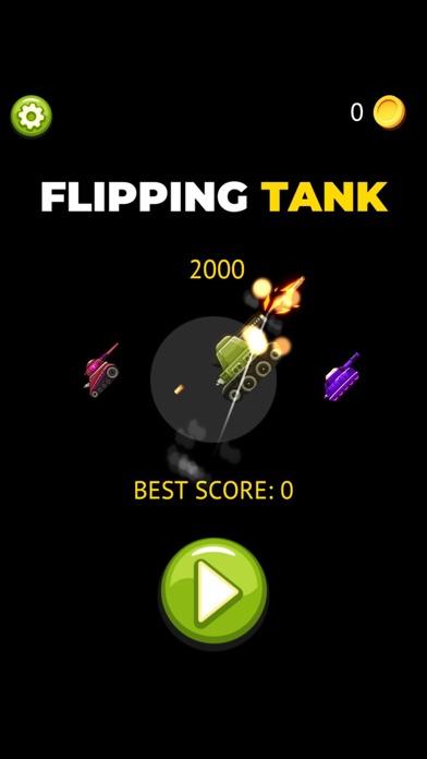 Flipping Tank: Simulation Game screenshot #1