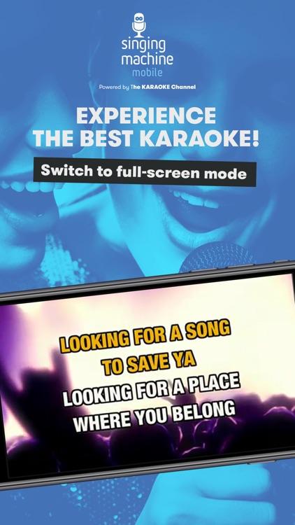 Singing Machine Mobile Karaoke screenshot-3