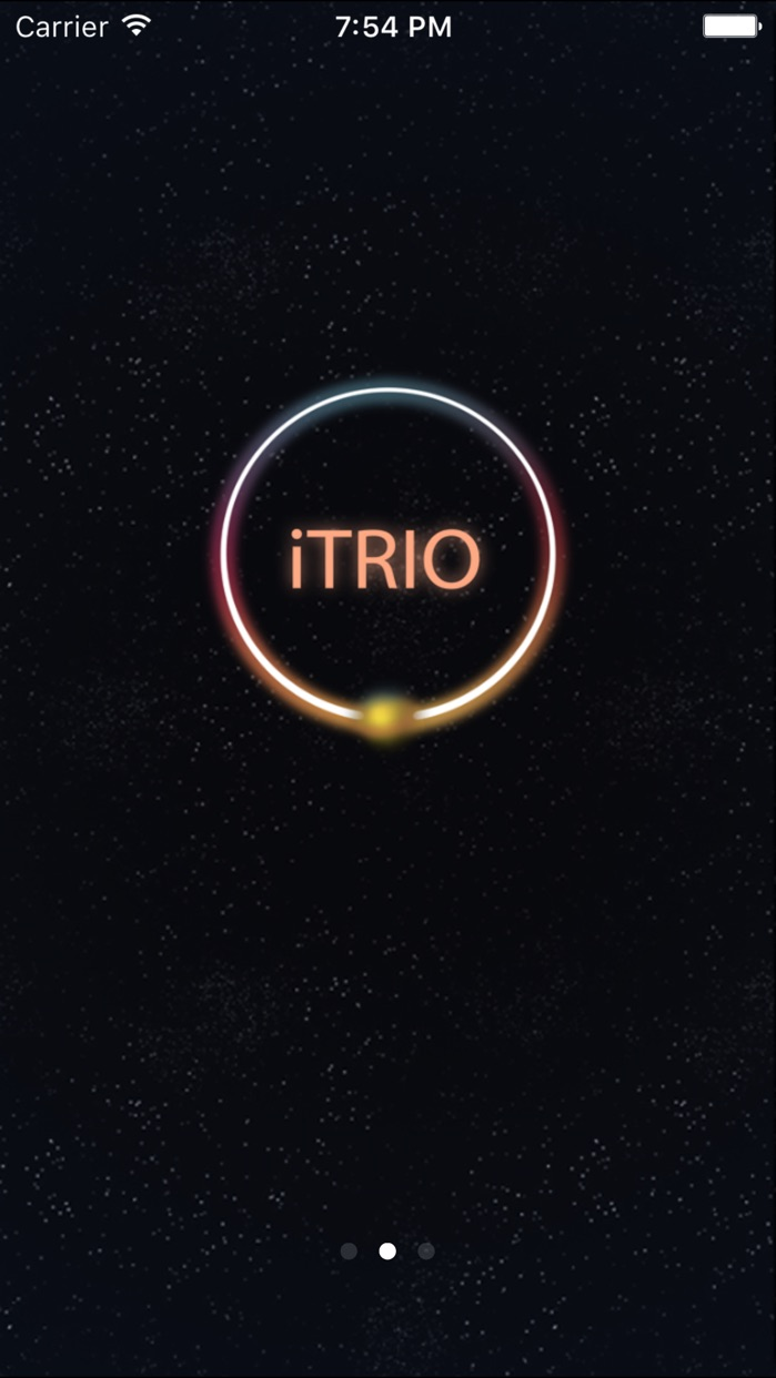 iTrio Laser Pen Screenshot