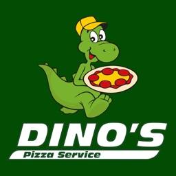 Dino's Pizza Service Delivery