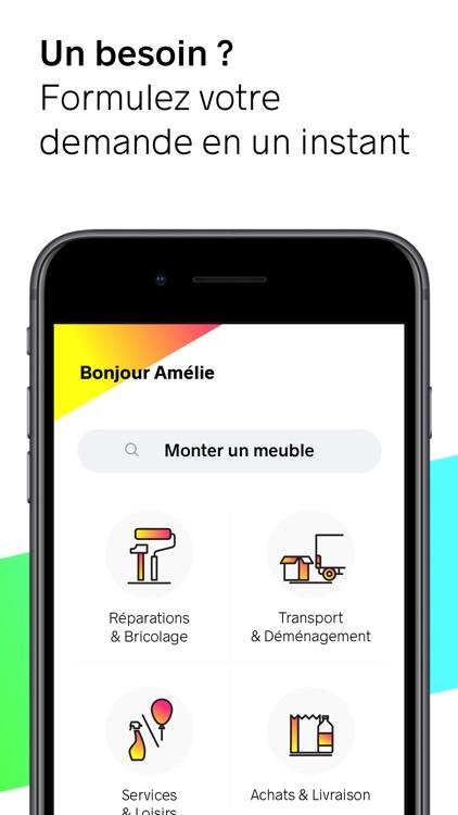 Stootie - Services quotidiens screenshot-0