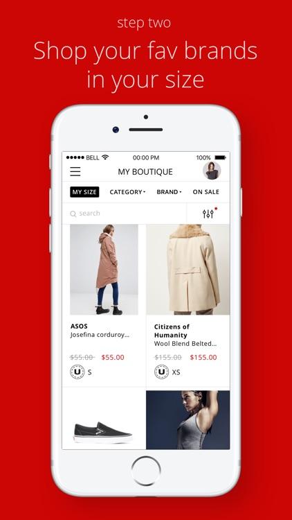 EyeFitU  - Shop Clothing screenshot-3