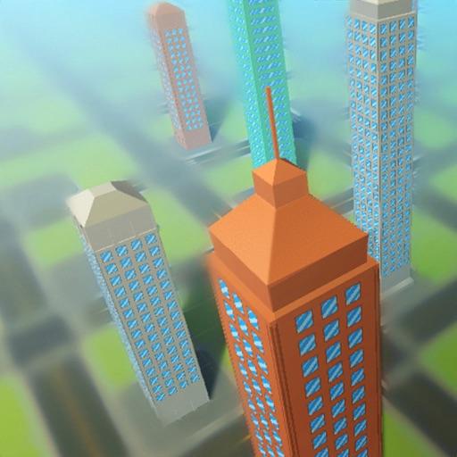 建设城市-欢乐叠房子模拟器