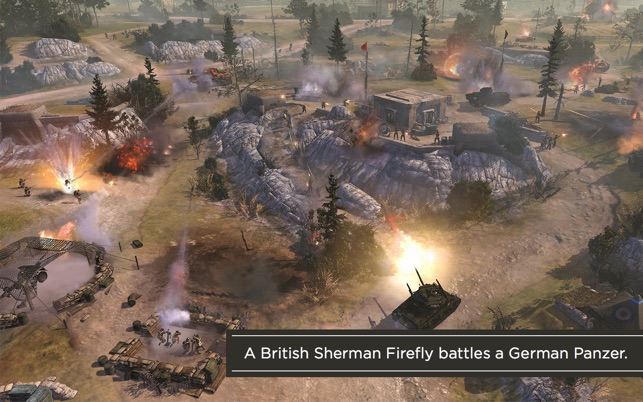 company of heroes 3 gameplay