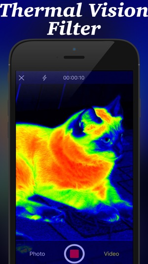 Night Vision Thermal Camera on the App Store