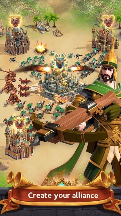 أساطير العرب - Doom Dunes