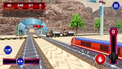 Indian Train Drive Simulator screenshot 2