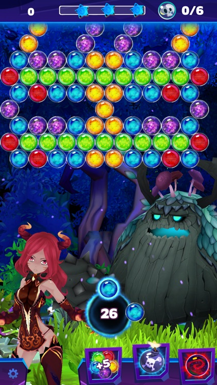 Purgatory Inc: Bubble Shooter screenshot-3