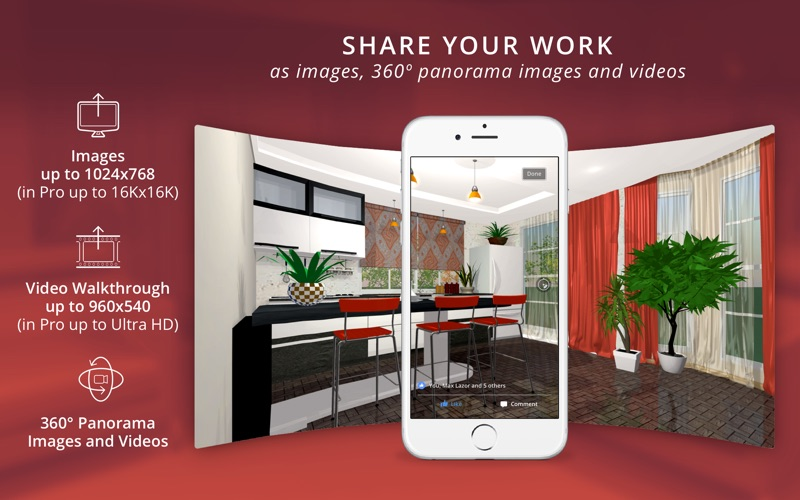 Live Home 3D Screenshots