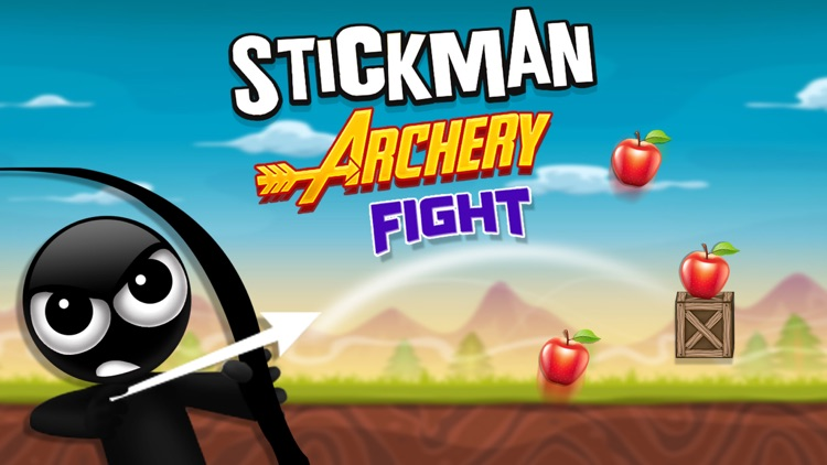 Stickman Archery Fight Games