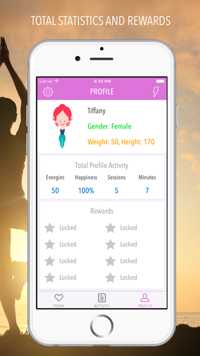 Yoga - Meditation and Workout screenshot four