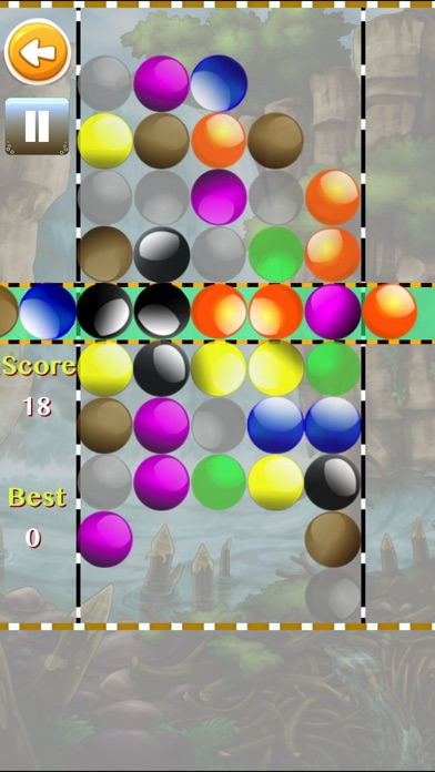 Balls in a Row screenshot 2