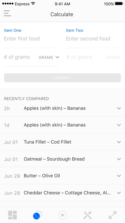GoFigure - Healthy Lifestyle