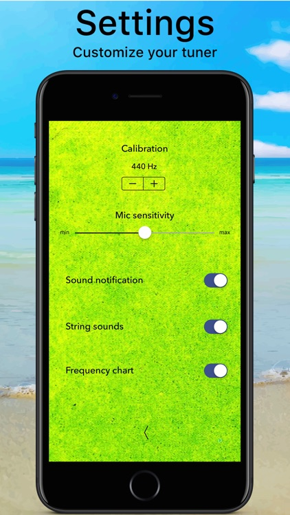 Ukulele Tuner Pro Advanced screenshot-3