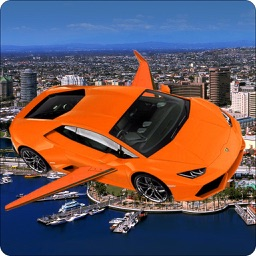Extreme Flying Car Driver 2018