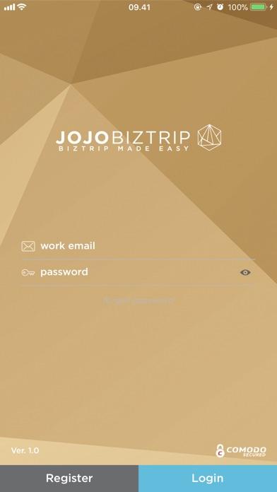 Jojo Biztrip screenshot