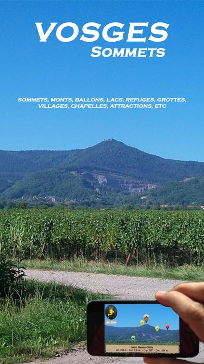 Vosges mountains