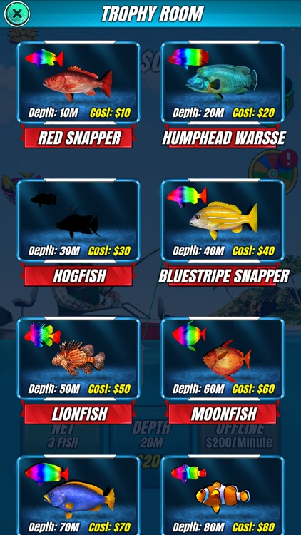 Fishing Travelers - Hello Fish