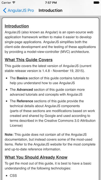 AngularJS Pro screenshot-1