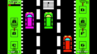 Staff Speed Racer Screenshot 2