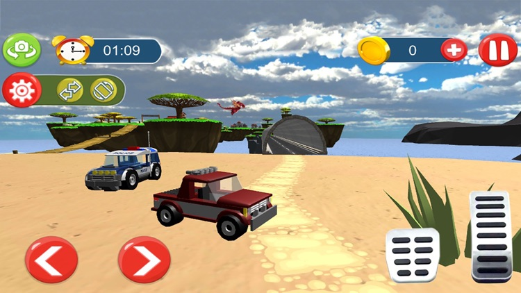 Monster Truck Toy Cars Game screenshot-9