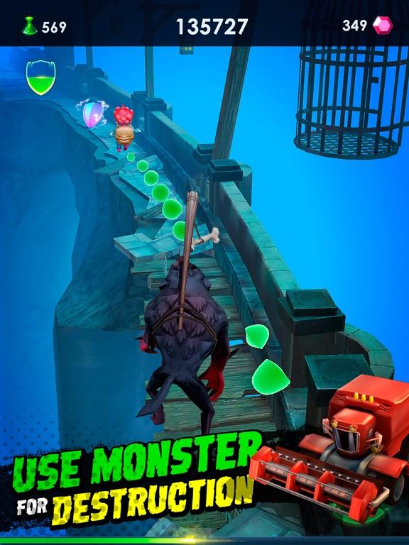 Zombie Run 2: Craft Fun Runner screenshot 10