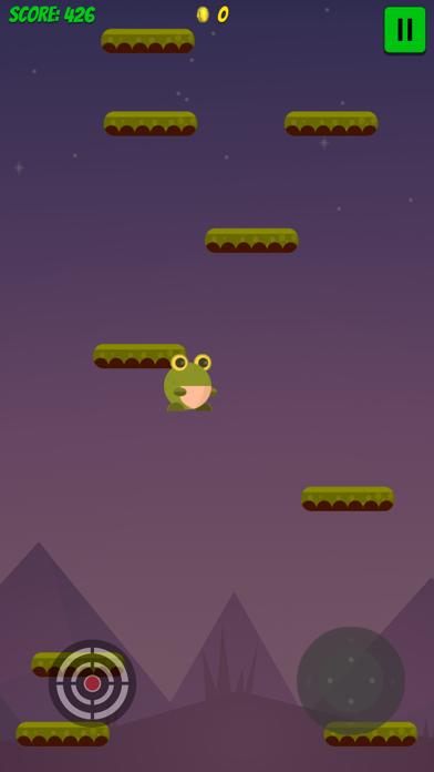 Super Frog Jump screenshot three