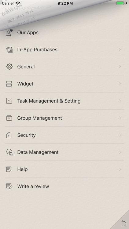 Do! - Simple To Do List screenshot-3