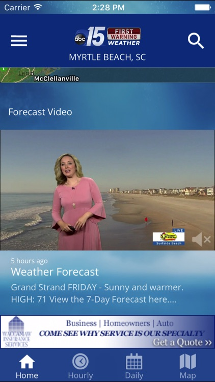 WPDE WX screenshot-1